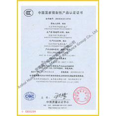 PVC insulated flexible cables and wires China National Compulsory Product Certification