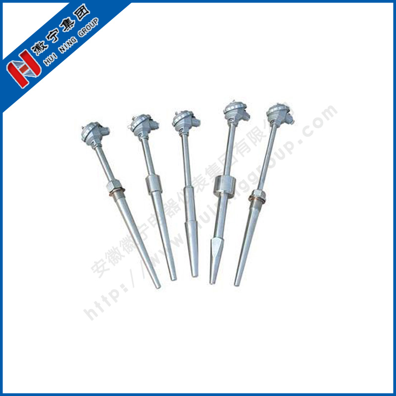 High temperature and high pressure thermocouple