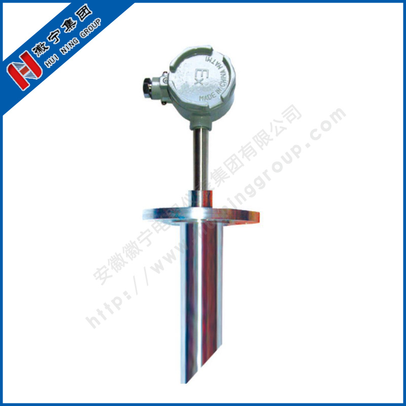 Special thermocouple for cracking furnace