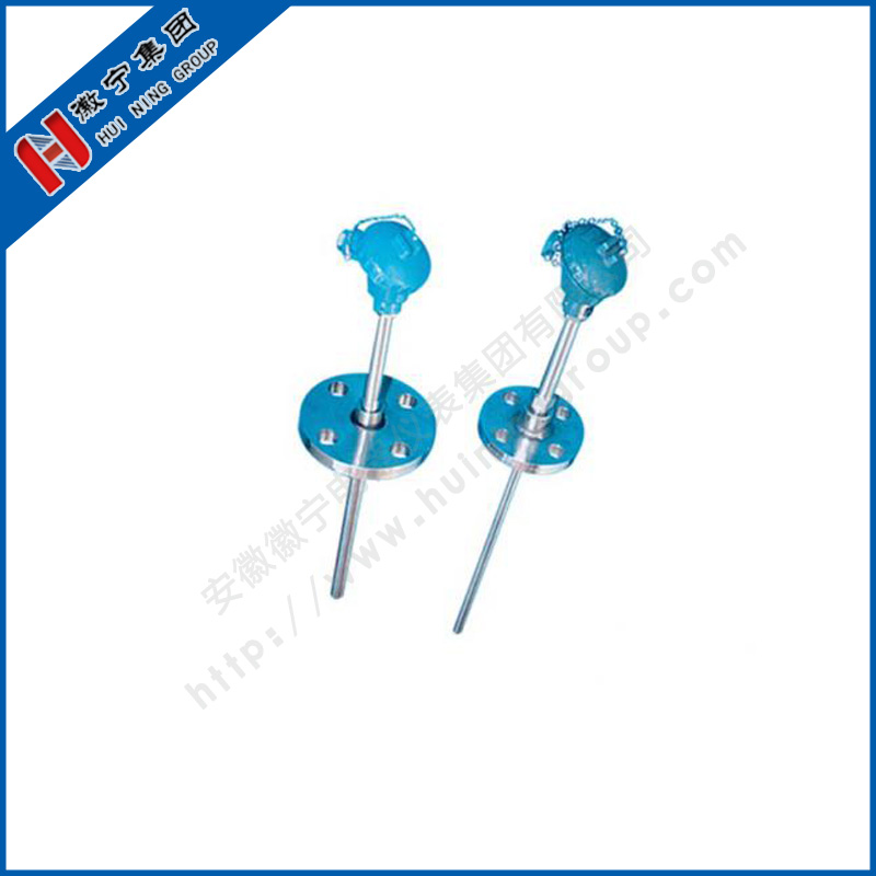 Thermal sheathed thermocouple / thermal resistance