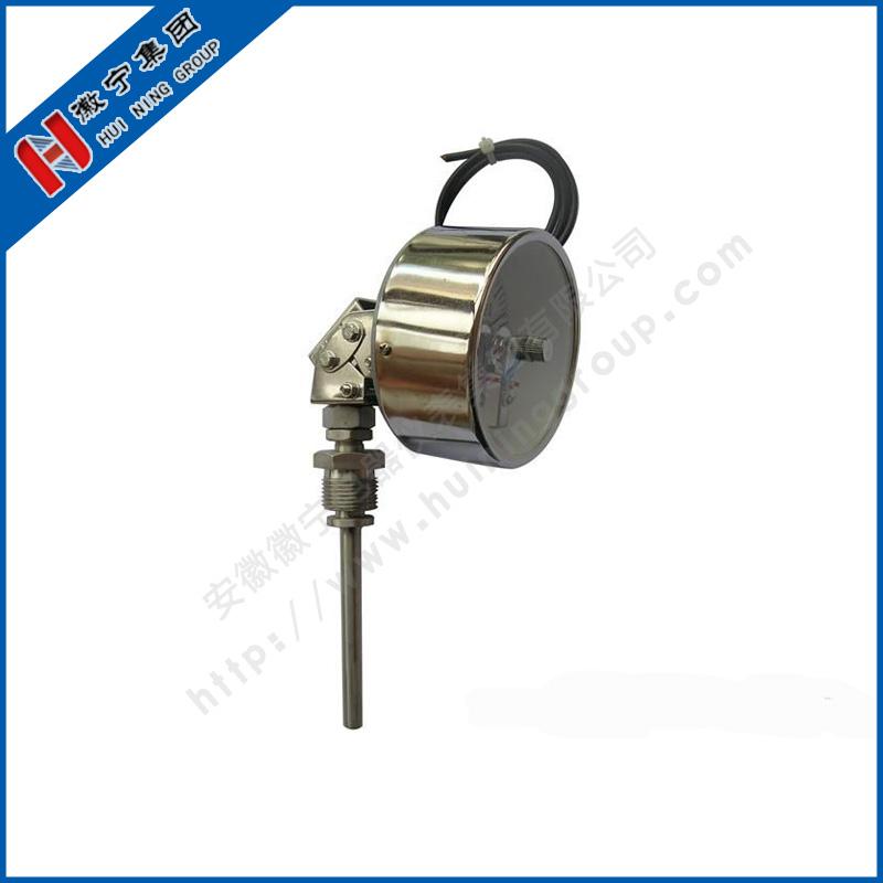 Электрический контакт биметаллический термометр