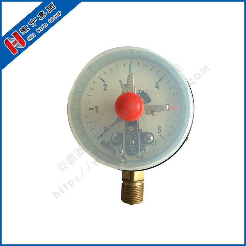 YX/YXC/YXN electric contact pressure gauge