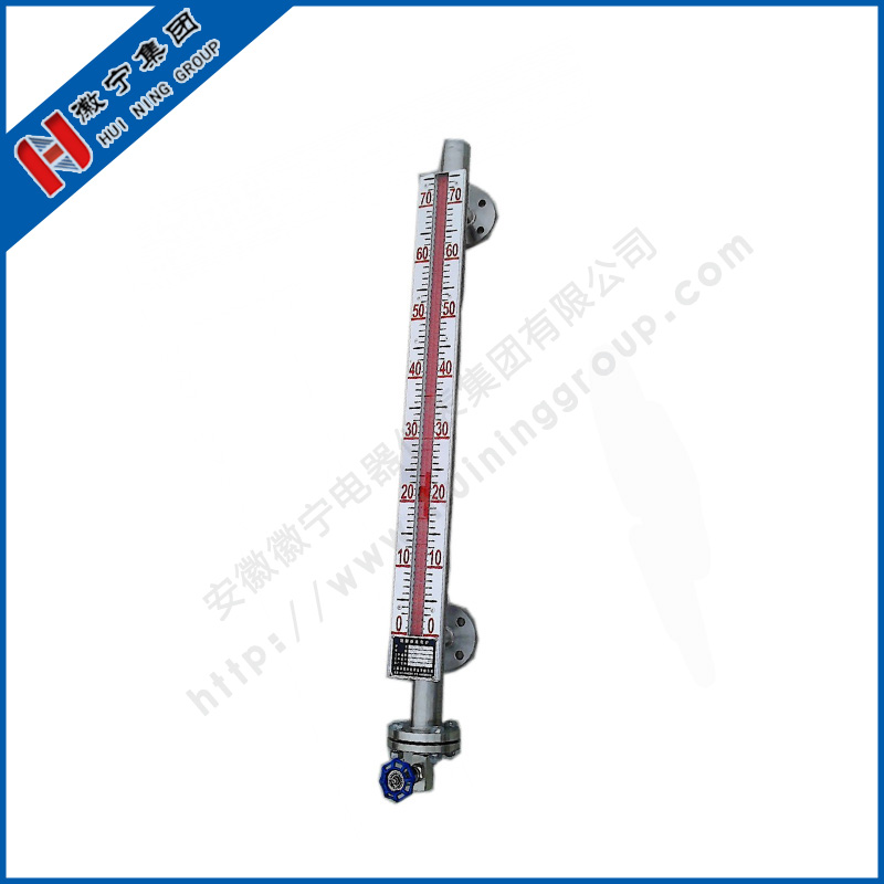 UHZ-517C series side mounted magnetic turnover column liquid level meter
