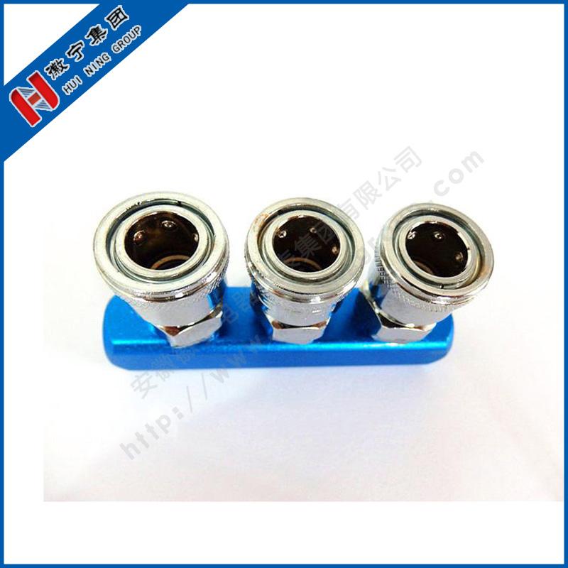 HYG2 pneumatic pipeline joint copper (copper tube, nylon tube)