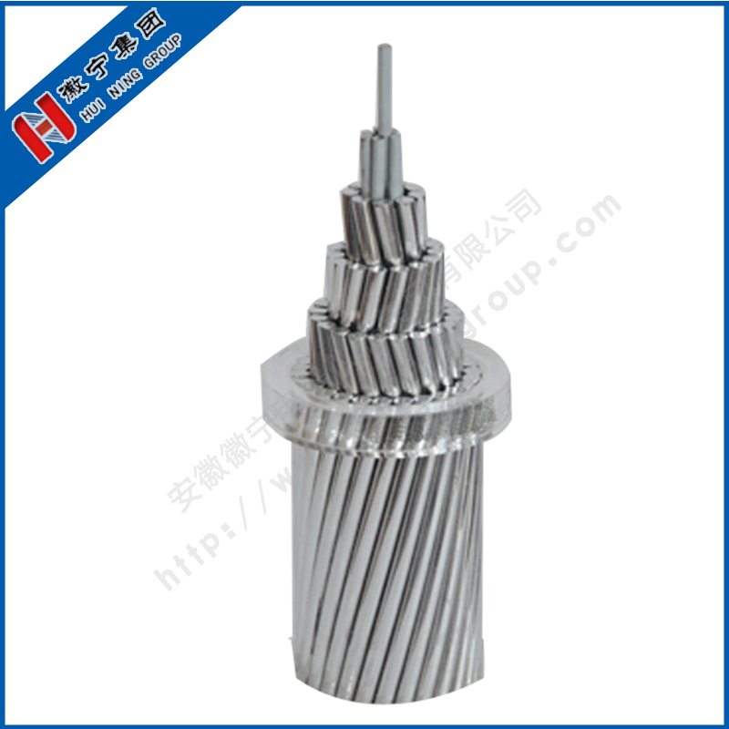 Steel core aluminum stranded wire