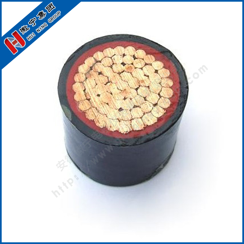 High temperature resistant power cable