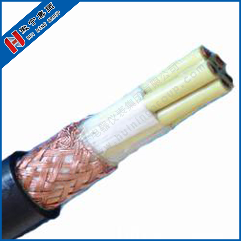 High temperature resistant control cable
